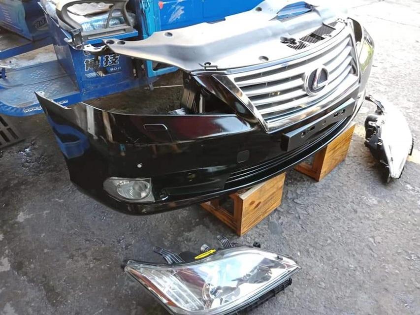 Cản Trước Lexus (3)