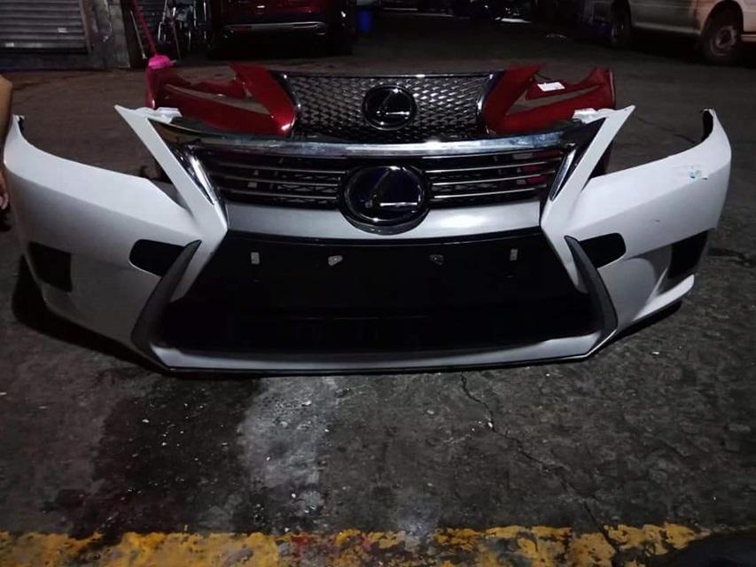 Cản Trước Lexus (4)
