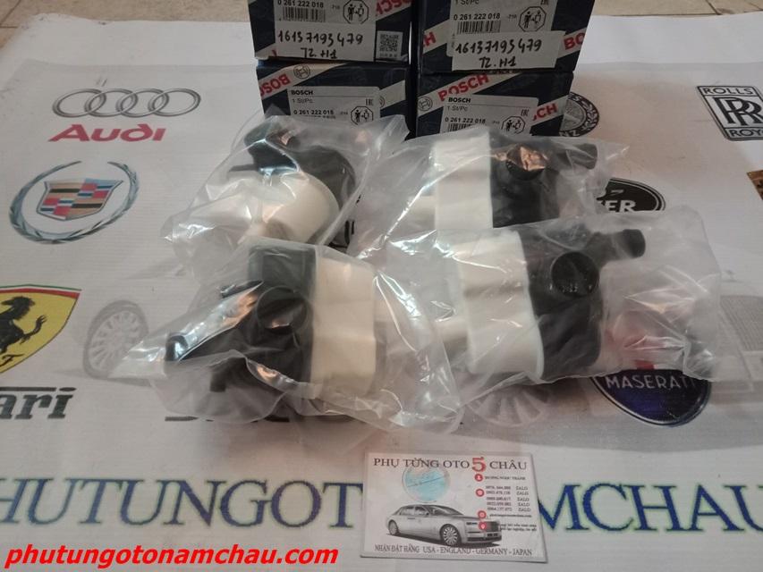 Bơm Lọc Than Hoạt Tính BMW MINI Rolls Royce - 16137193479 (1)