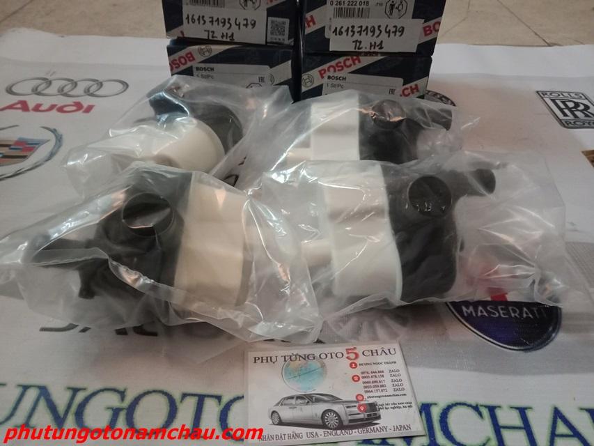 Bơm Lọc Than Hoạt Tính BMW MINI Rolls Royce - 16137193479 (2)