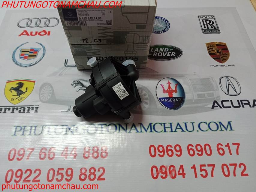 Bơm Gió Mercedes S550 A001405185 (3)