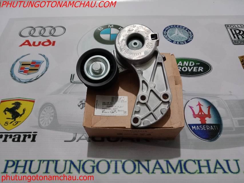 Cụm Tăng Audi Q7 022145299E (2)