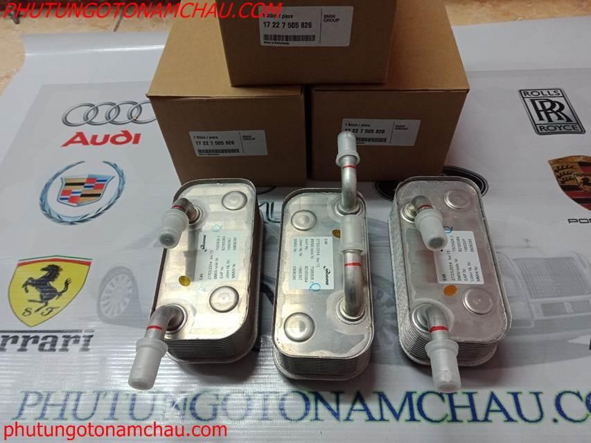 Két Làm Mát Dầu Tự động TOPAZ 17227505826 Cho BMW E46 E83 E85 (1)