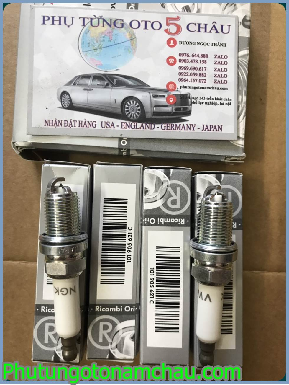 Bugi Audi R8 101905621C