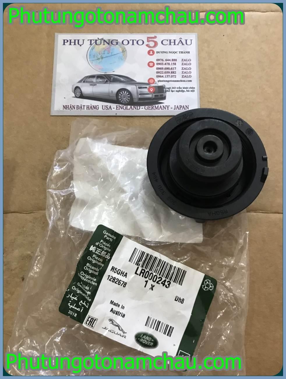 Nắp Bình Nước Phụ Range Rover LR000243