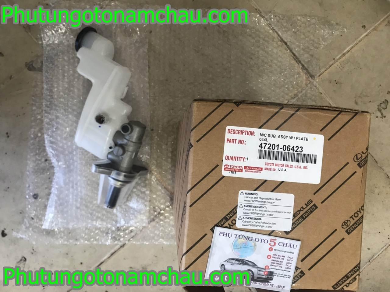 Tổng Phanh Toyota Avalon 47201-06423