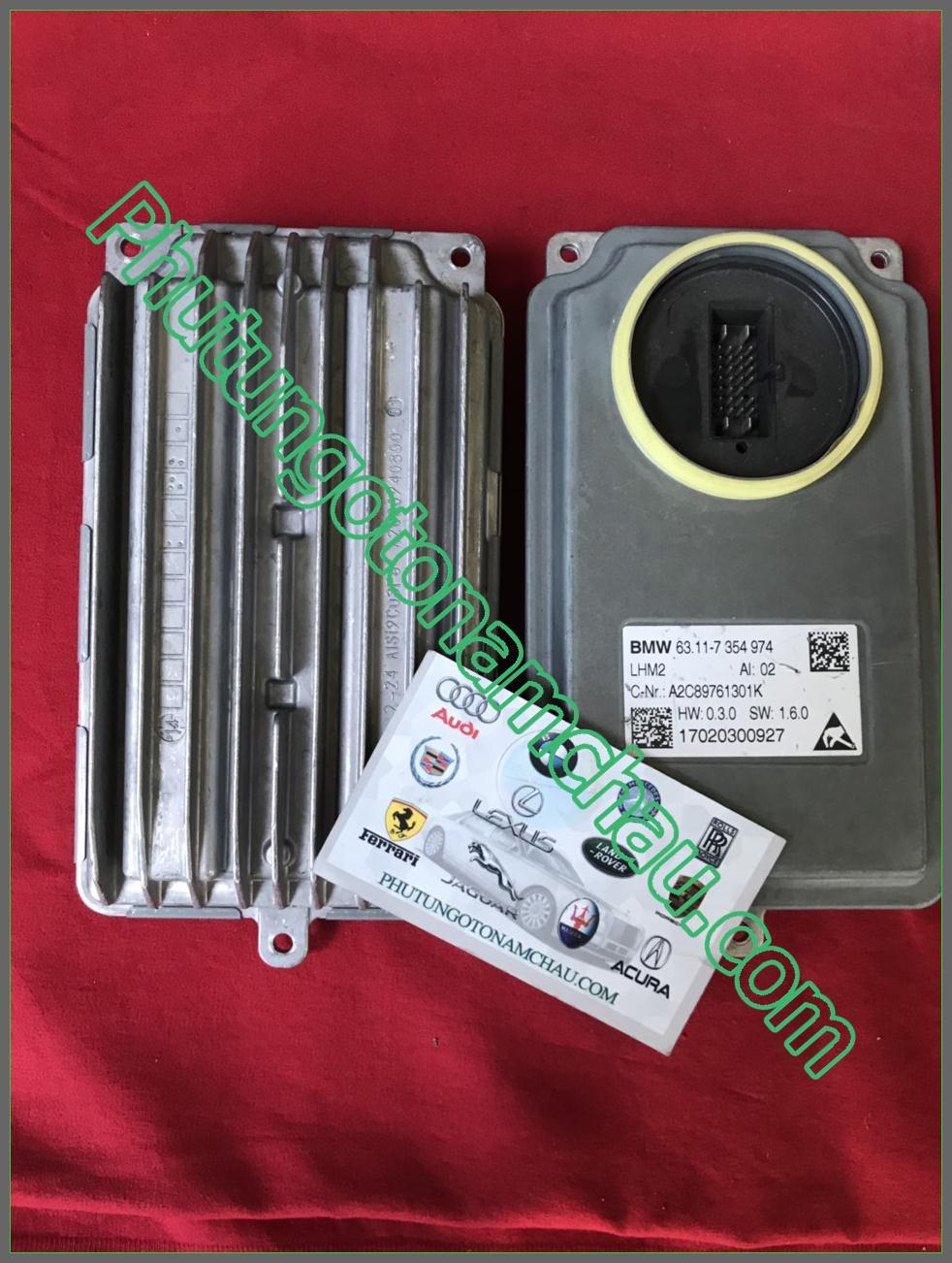 Hộp Ballast đèn Pha BMW Serri 7 RR Ghost 63117354974