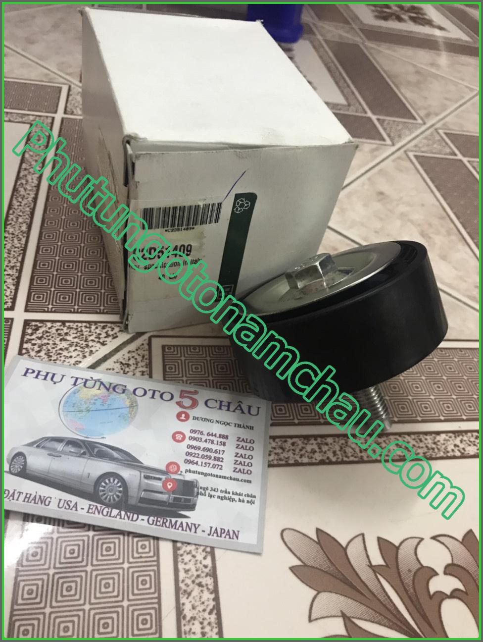 Bi Tì Trơn Land Rover - Jaguar