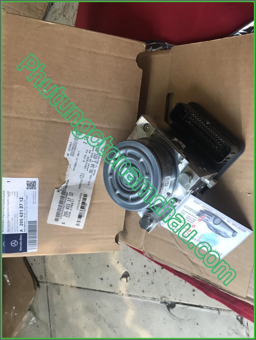 Cụm ABS Mercedes C300 4Matic W205 A2054313712