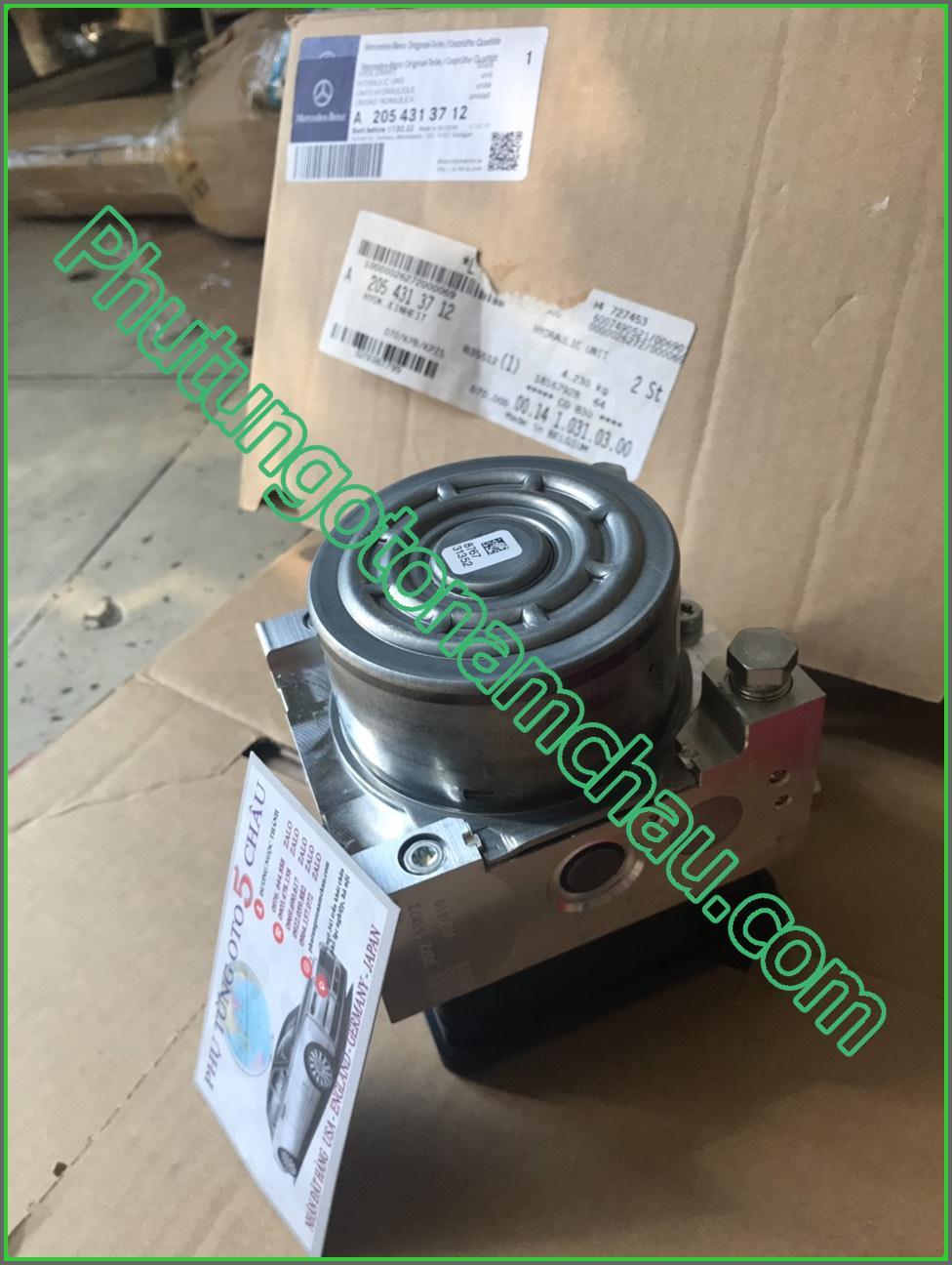 Cụm Chấp Hành ABS Mercedes C300 4Matic W205 A2054313712