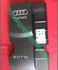 Ốp Nhựa Trang Trí Mặt Máy Audi
