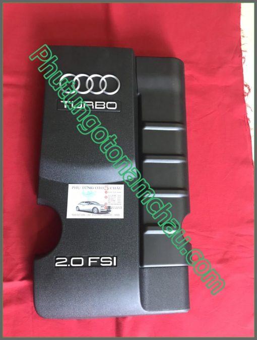 Ốp Nhựa Trang Trí Mặt Máy Audi A4 06D103925