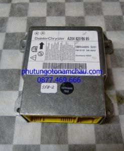 2008-2011 Mercedes Benz W204 C300 C350 Airbag Control Module A2048206685 OEM OE_result