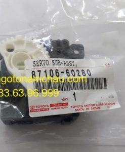 87106-60280 Mô Tơ Cửa Gió điều Hòa Toyota (2)