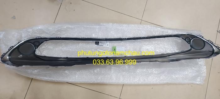 A1568851622 Nẹp Inox Cản Trước GLA200 (2)