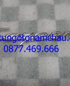 Porsche Cayenne Rear Liftgate Hatch Emblem Badge 95855967501 OEM A1_result
