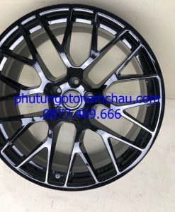 Porsche Cayenne Macan Alloy Wheel Rear 10Jx20 Spyder0._result