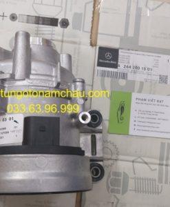 A2642000301 Bơm Nước Làm Mát động Cơ M264 2020 (3)