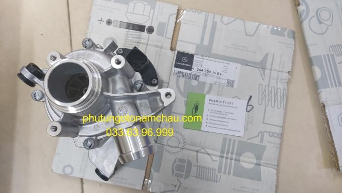 A2642000301 Bơm Nước Làm Mát động Cơ M264 2020 (4)