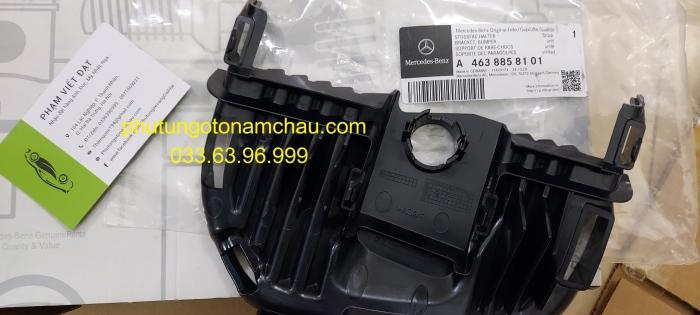 A4638858101 Ốp Nhựa Cản Trước G63 AMG (2)