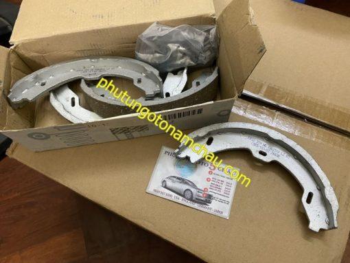 A2214200520 Má Phanh Tay MERCEDES W211 (2)
