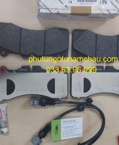04465-0W151 Má Phanh Trước Lexus LS460 (1)