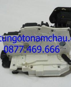 Audi A6 A7 Quattro Rear Left Door Lock Latch 4K0839015S OEM A1_result