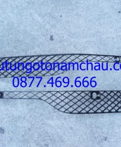 Bentley Bentayga Front Bumper Left Right Grille Black 36A807675 36A807676._result